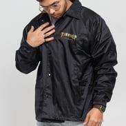 Thrasher Pentagram Coach Jacket černá