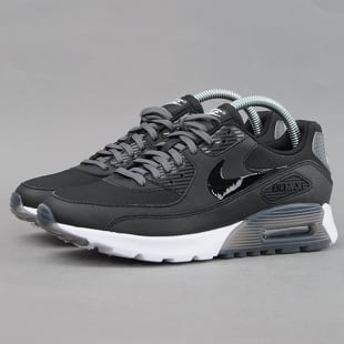 los angeles a96fe f02ce Nike WMNS Air Max 90 Ultra Essential black   black - dark grey - pr pltnm