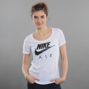 Nike Tee Nike - Air Scoop bílé