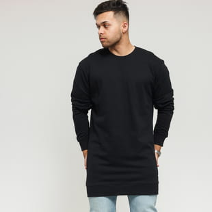 Urban Classics Long Light Fleece Crewneck