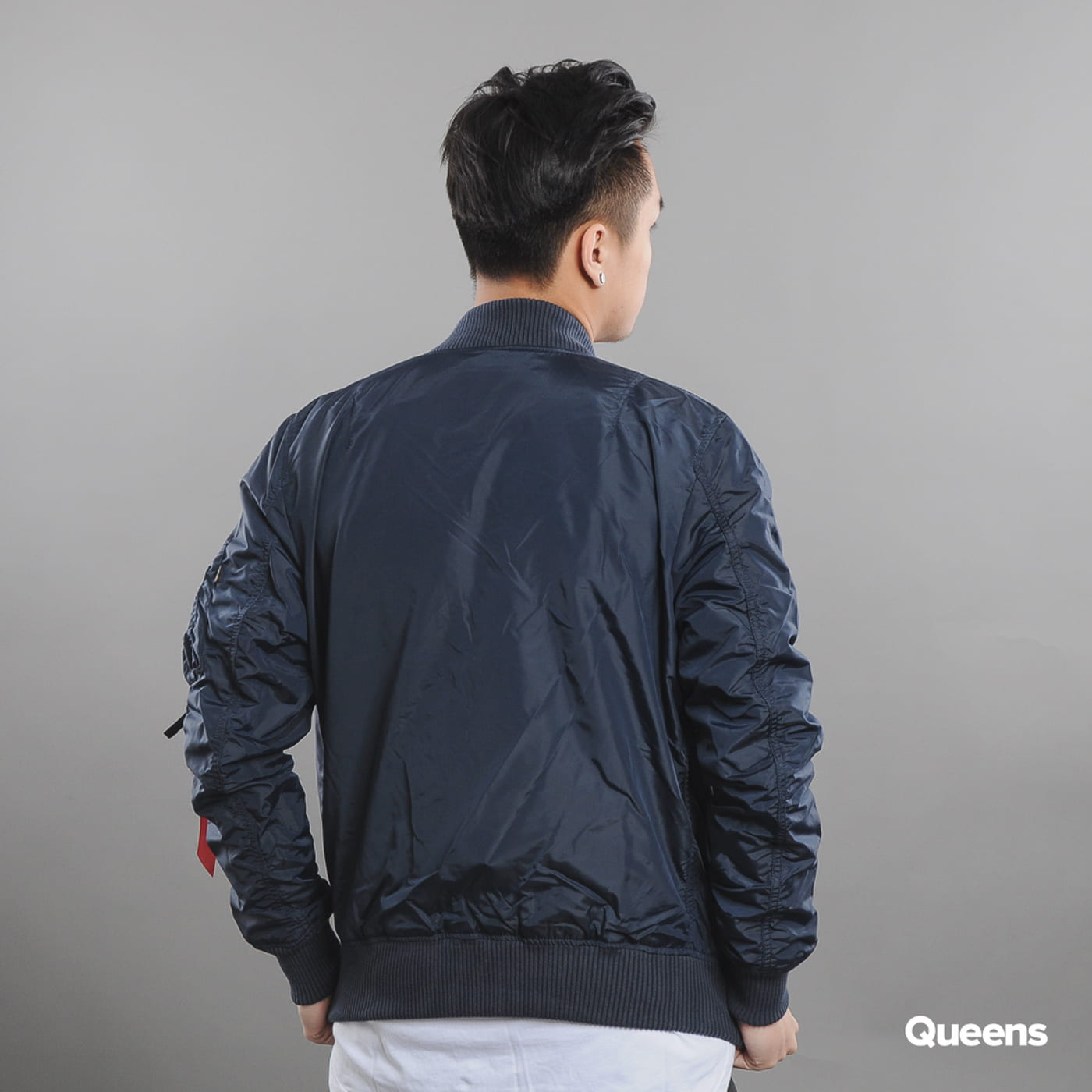 Alpha Industries MA - 1 TT navy