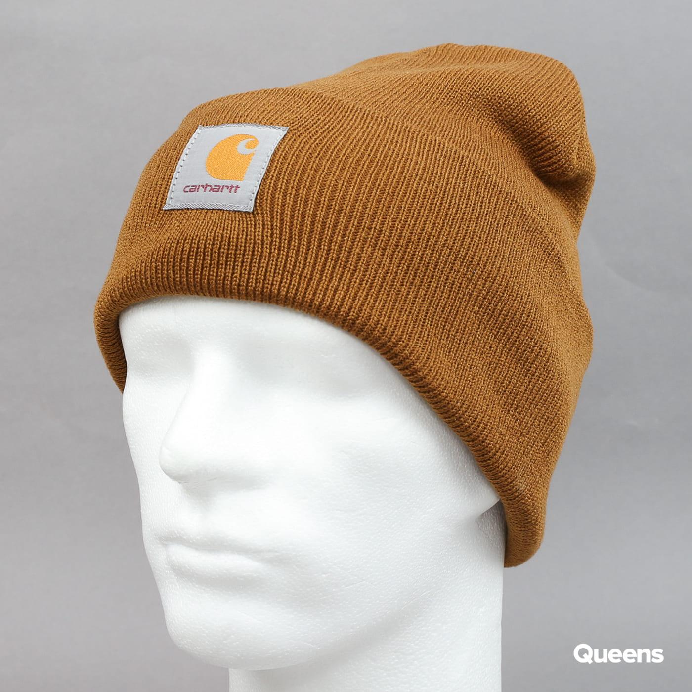 Carhartt WIP Acrylic Watch Hat braun