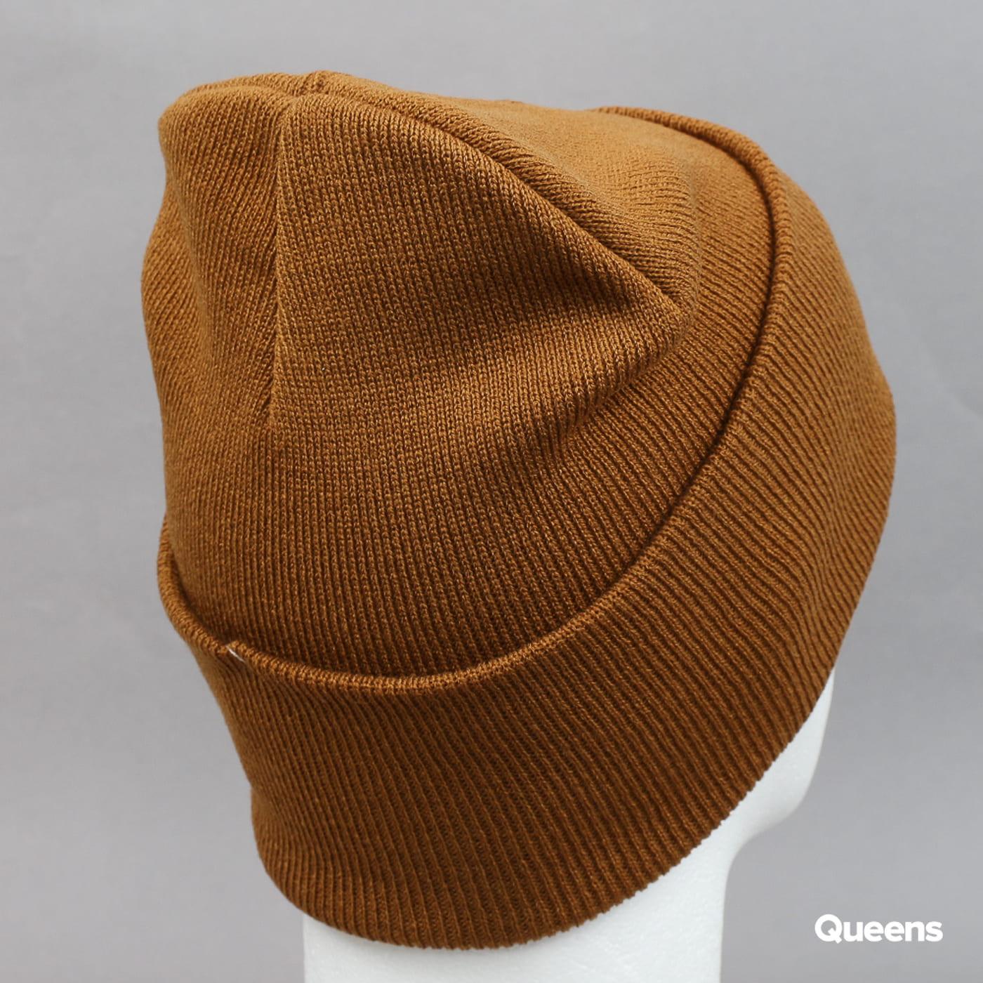 Carhartt WIP Acrylic Watch Hat hnědý