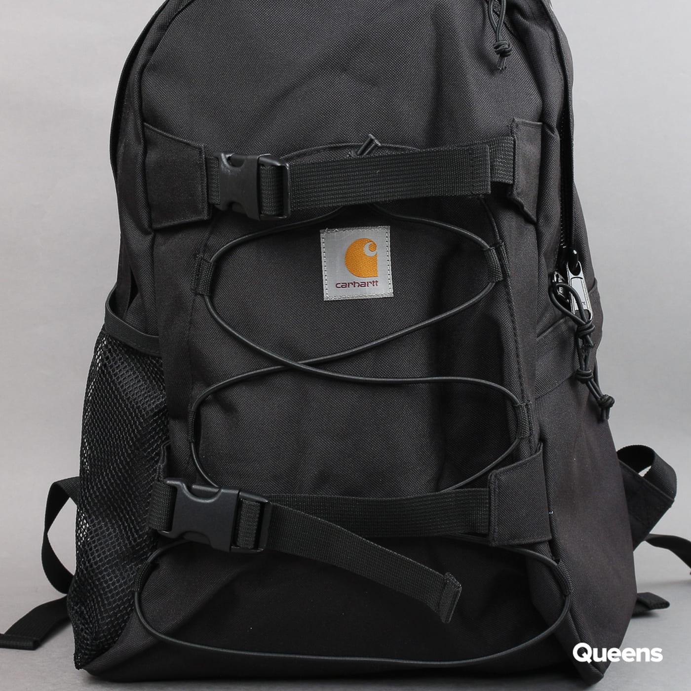 Carhartt WIP Kickflip Backpack schwarz