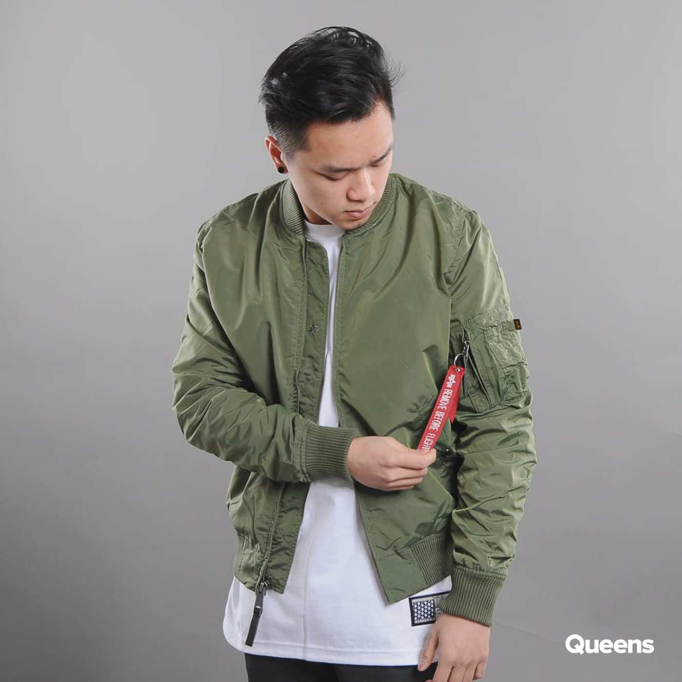 Alpha Industries MA - 1 TT olive