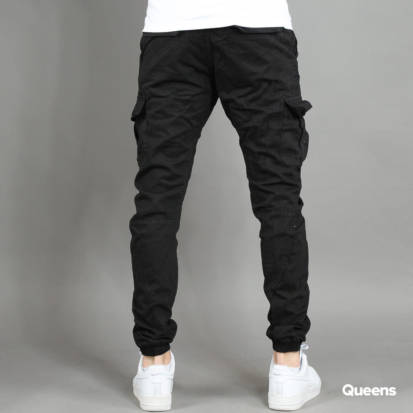 Urban Classics Cargo Jogging Pants čierne