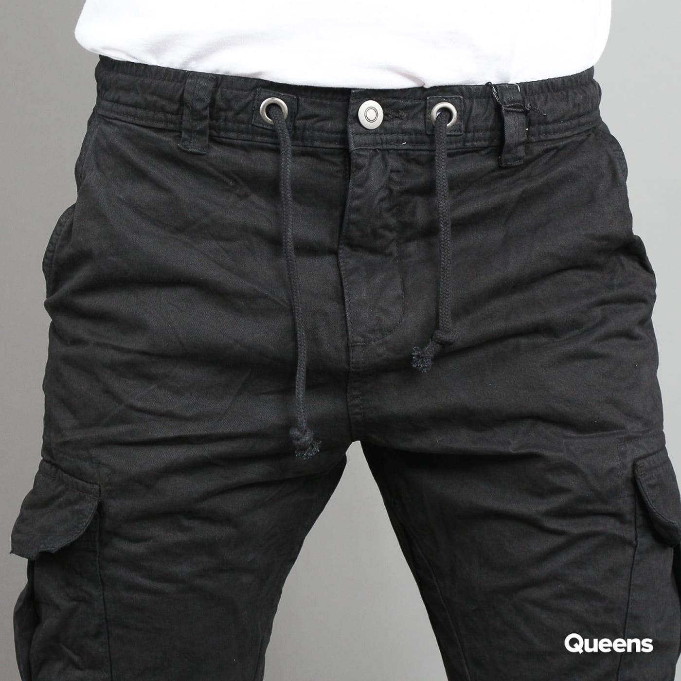 neue bilder von neue Kollektion exquisite handwerkskunst Urban Classics Cargo Jogging Pants black