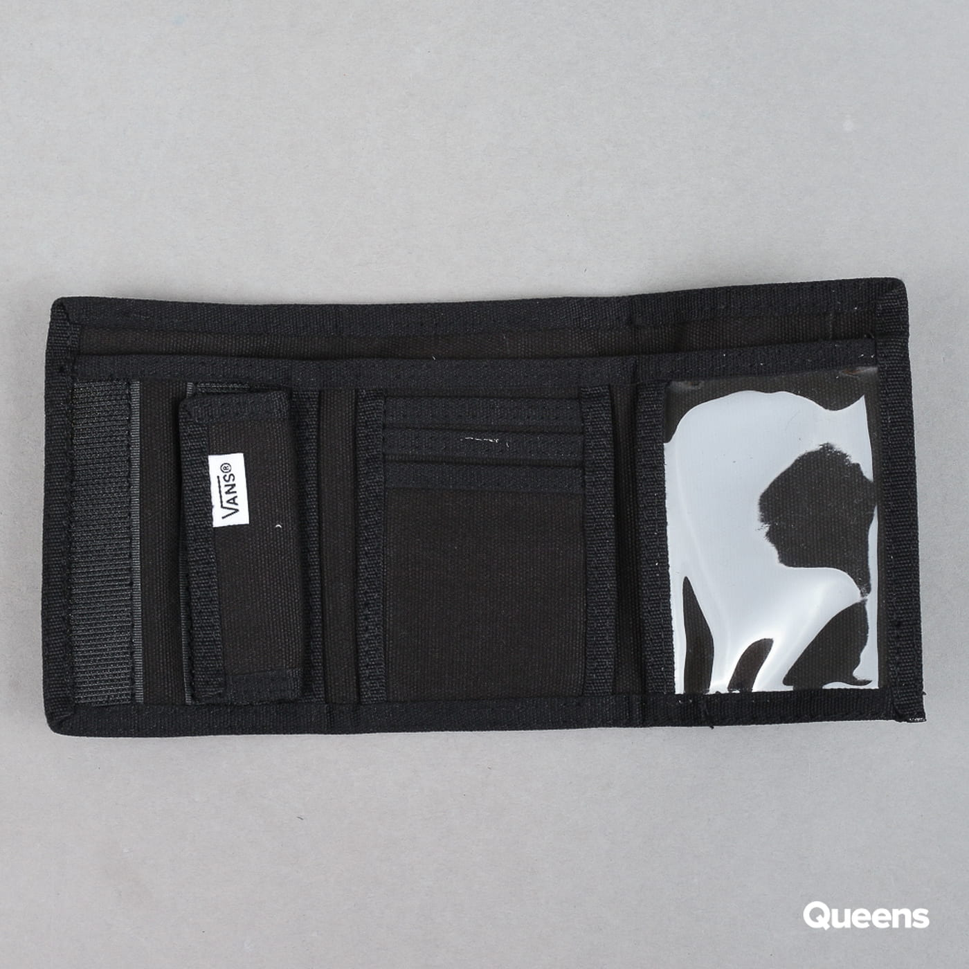 Vans Slipped Wallet black / dark gray