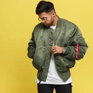 Alpha Industries MA - 1 olive