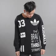 adidas Logo Sweat Shir