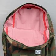 The Herschel Supply CO. Classic Backpack camo zelený