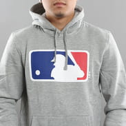 New Era Nos PO Hoody MLB grey melange