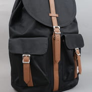 The Herschel Supply CO. Dawson Backpack čierny / hnedý