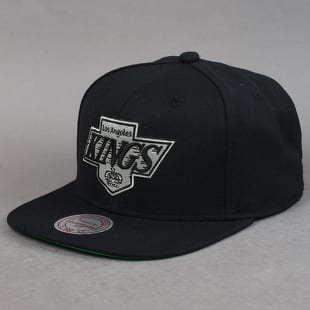 Mitchell & Ness Wool Solid LA Kings