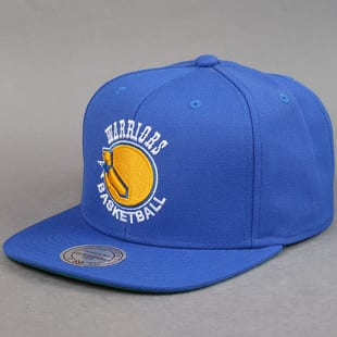 Mitchell & Ness Wool Solid Golden State Warriors