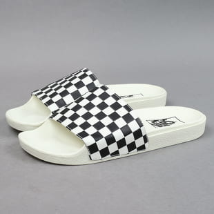 Vans W Slide - On Checkerboard