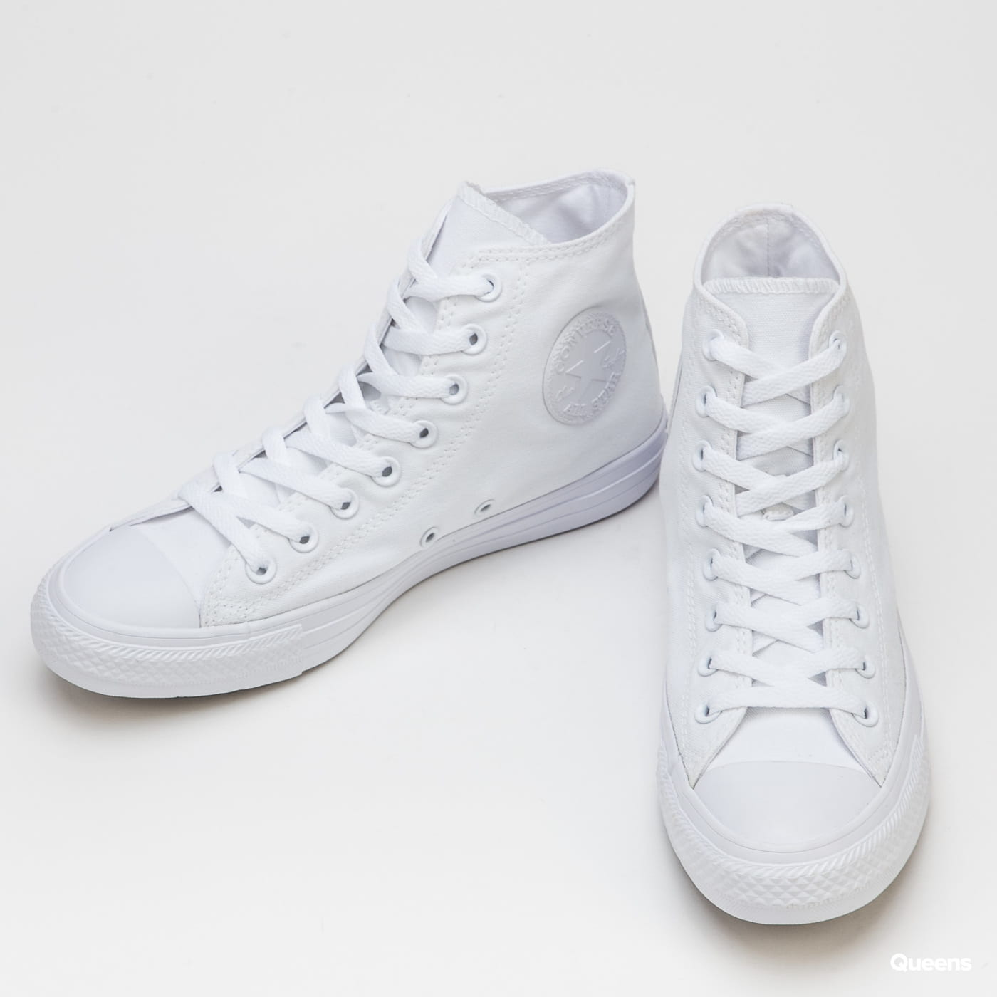 Converse Chuck Taylor All Star Seasonal white mohoch