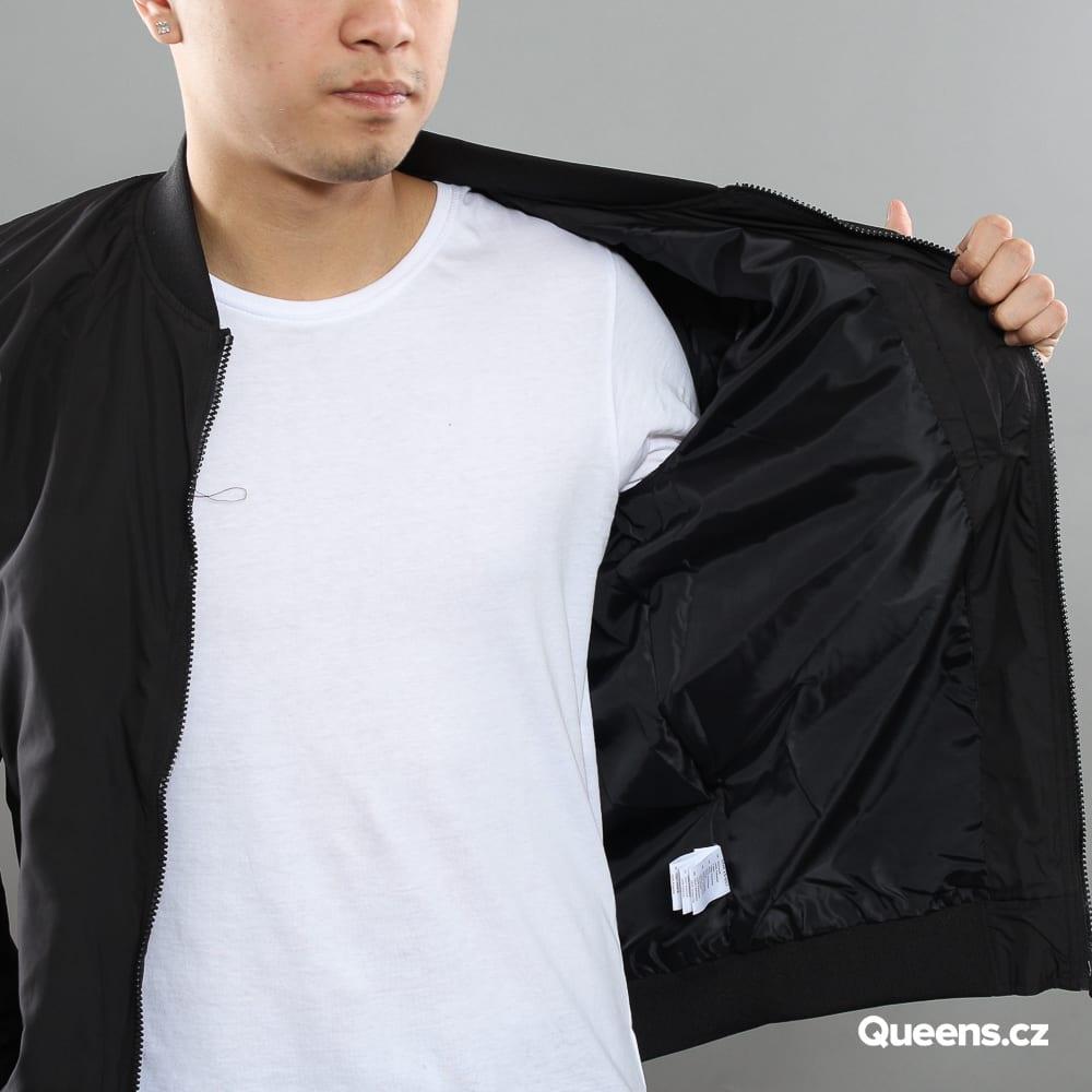 Urban Classics Light Bomber Jacket schwarz