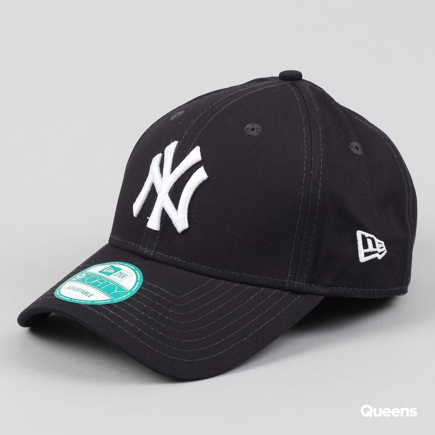 New Era 940 MLB League Basic NY navy / biela