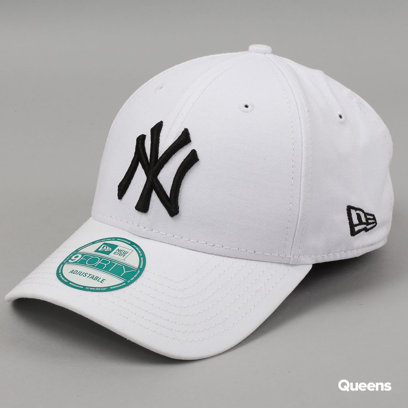 New Era 940 MLB League Basic NY C/O white / black