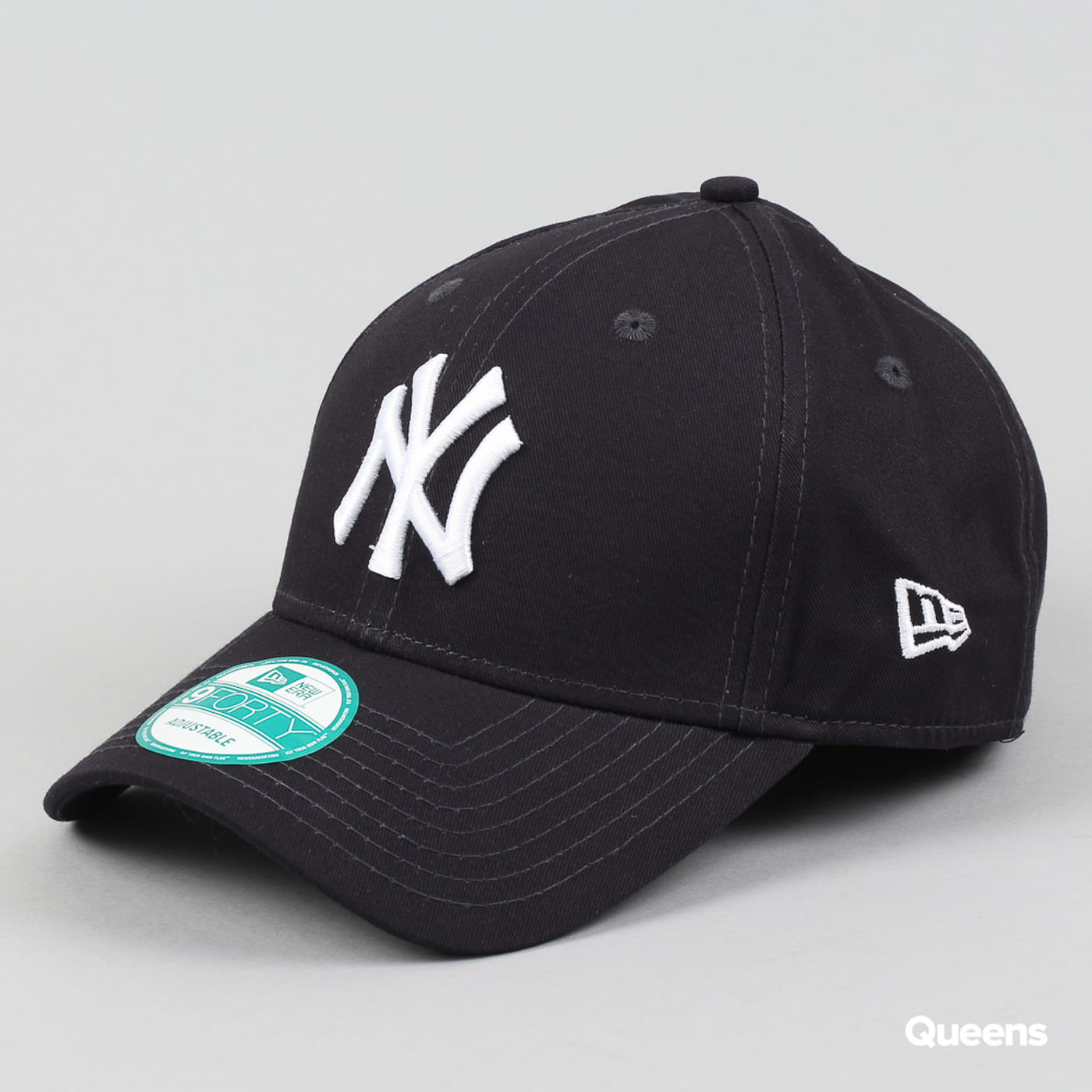 New Era 940 MLB League Basic NY C/O navy / weiß