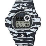 Casio G-Shock GD X6900BW-1ER černá / bílá