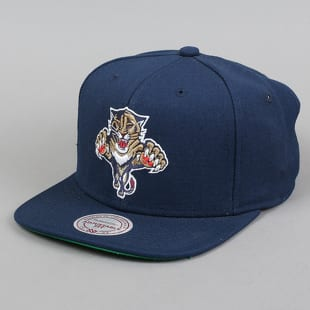 Mitchell & Ness Wool Solid Florida Panthers