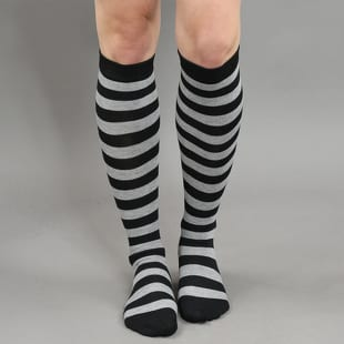 Urban Classics Ladies Striped Socks
