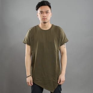 Urban Classics Asymetric Long Tee