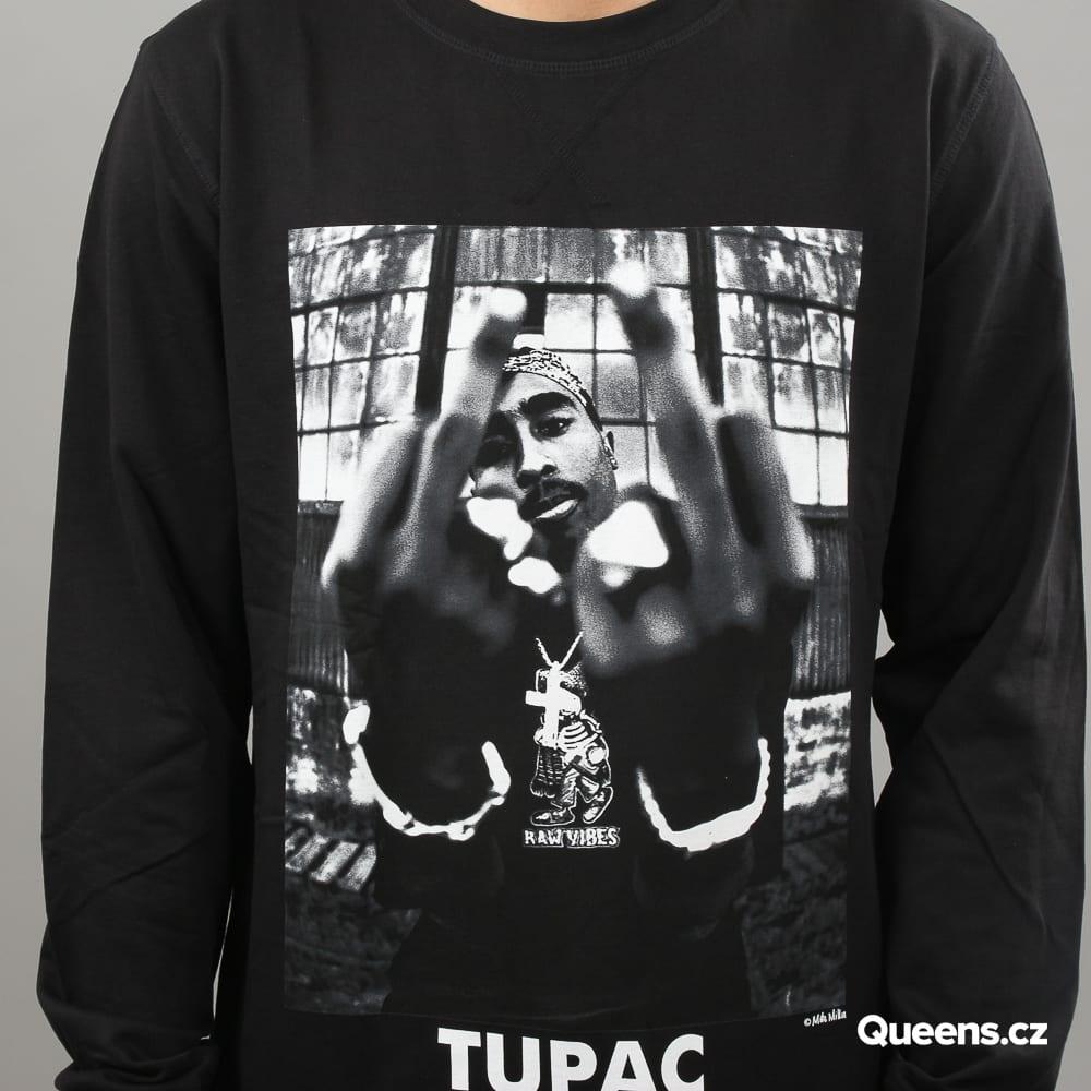 Urban Classics PAC Crewneck čierna