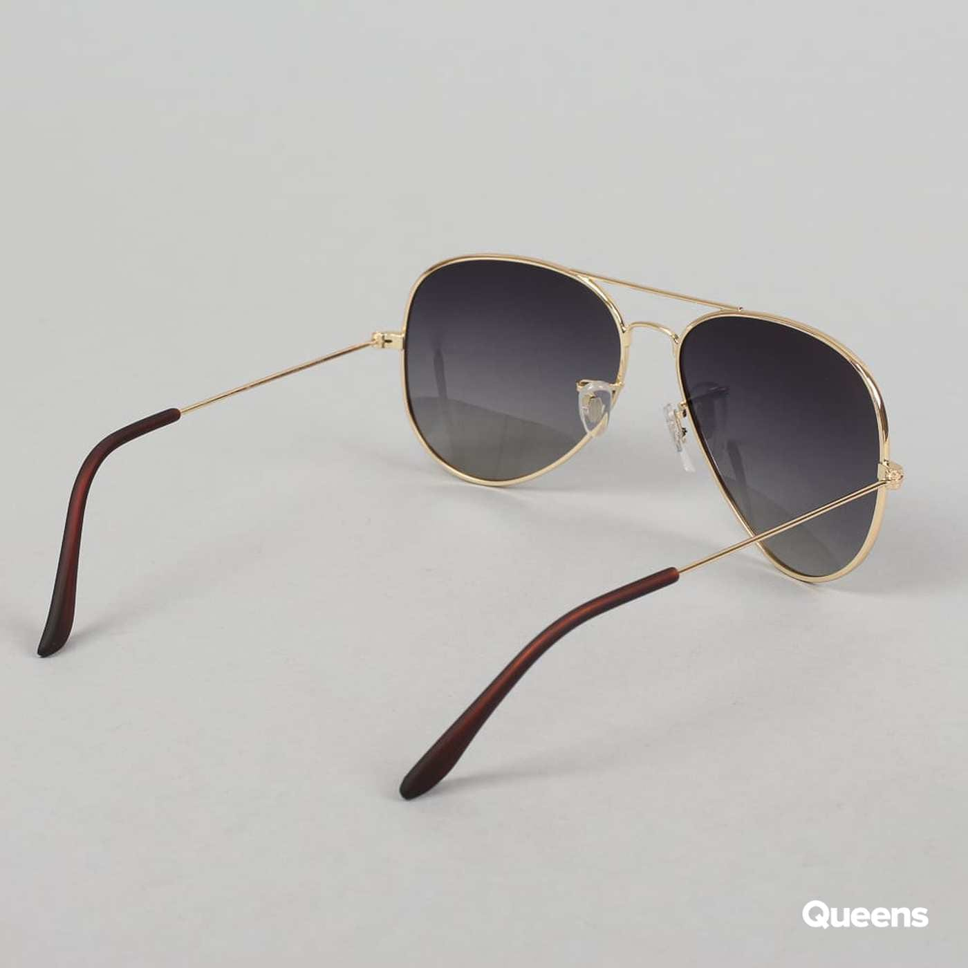 MD Sunglasses PureAv gold / grau