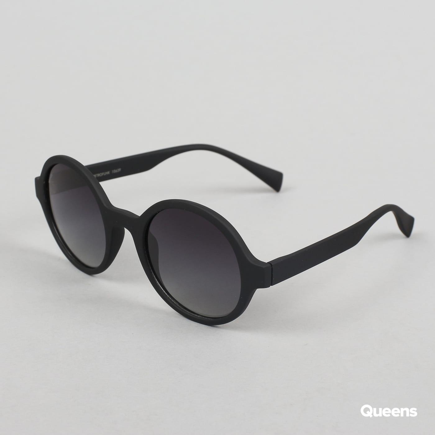 MD Sunglasses Retro Funk schwarz / grau