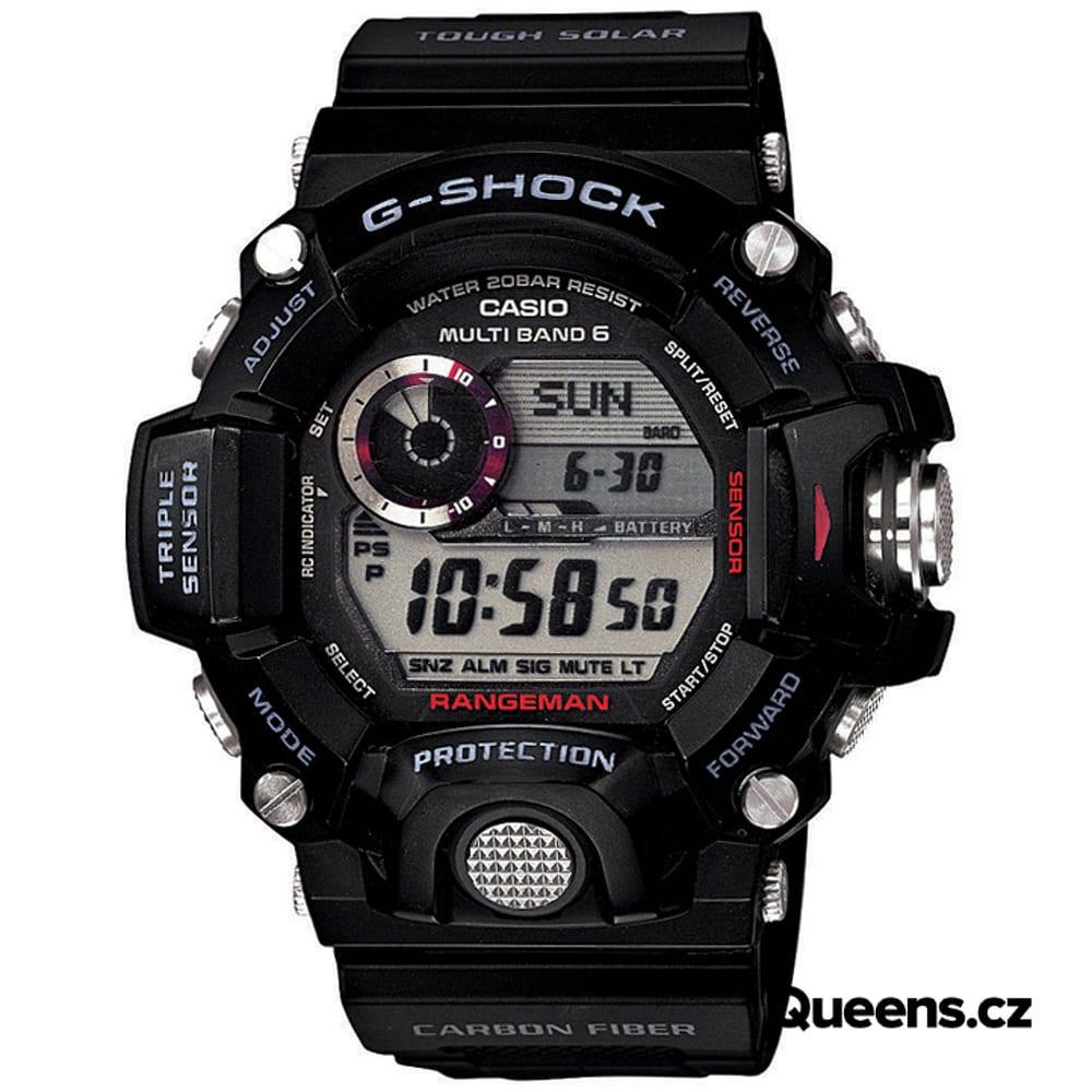 Casio G-Shock GW 9400-1ER black