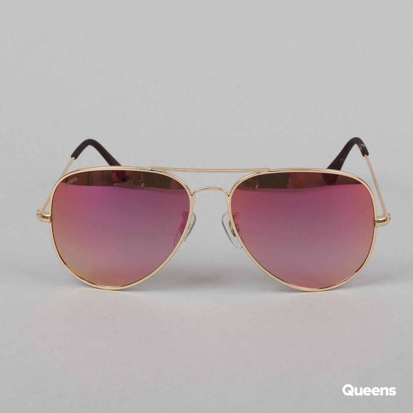 MD Sunglasses PureAv golden / pink
