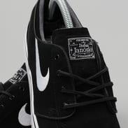 Nike Zoom Stefan Janoski OG black / white - gum light brown