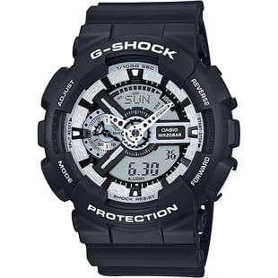 Casio G-Shock GA 110BW-1AER