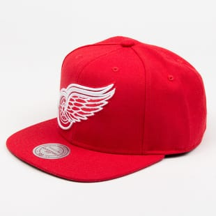 Mitchell & Ness Wool Solid Detroit Red Wings