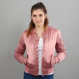 Urban Classics Ladies Satin Bomber Jacket