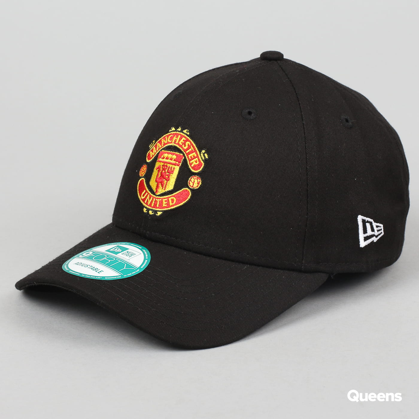 New Era Basic Manchester United schwarz
