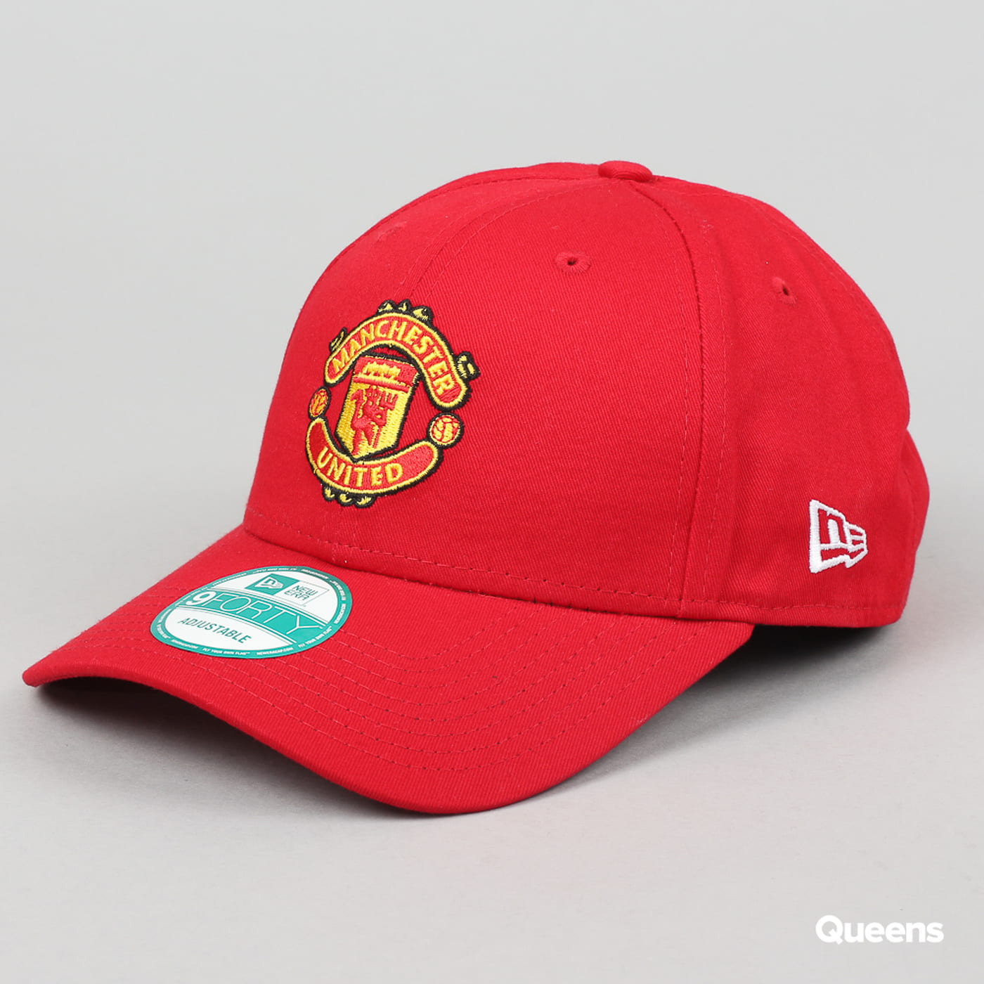 New Era Basic Manchester United C/O červená