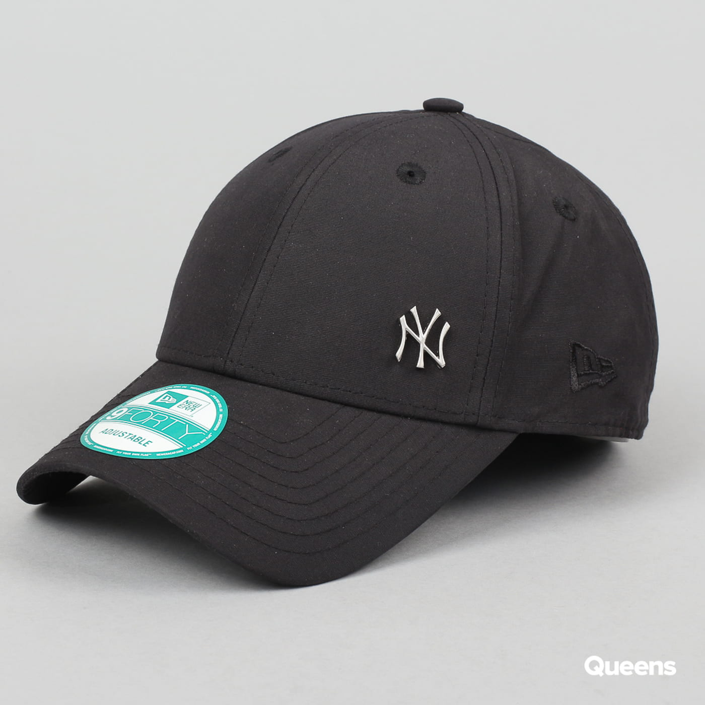 New Era Flawless Logo NY C/O schwarz