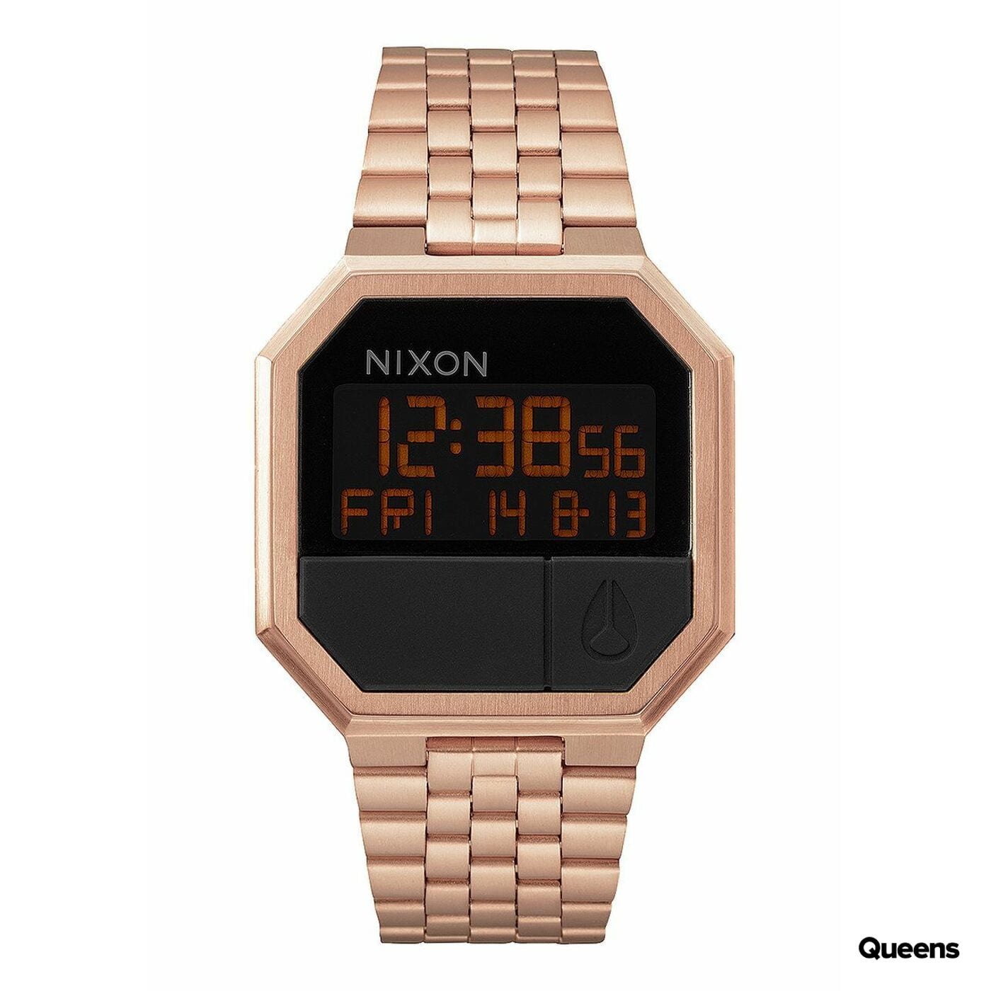 Nixon Re-Run bronze / black