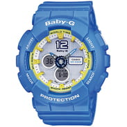 Casio Baby-G BA 120-2BER blue