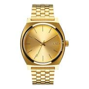 Nixon Time Teller zlaté