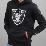 New Era NFL Team Logo PO Hood Raiders schwarz