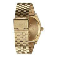 Nixon Time Teller zlaté / navy