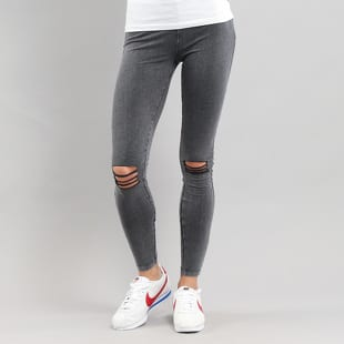 Urban Classics Ladies Cutted Knee Leggings