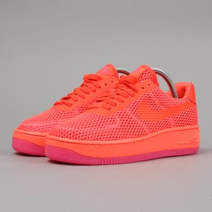 buy online a8f43 f2837 Nike W AF1 Low Upstep BR total crimson / total crimson