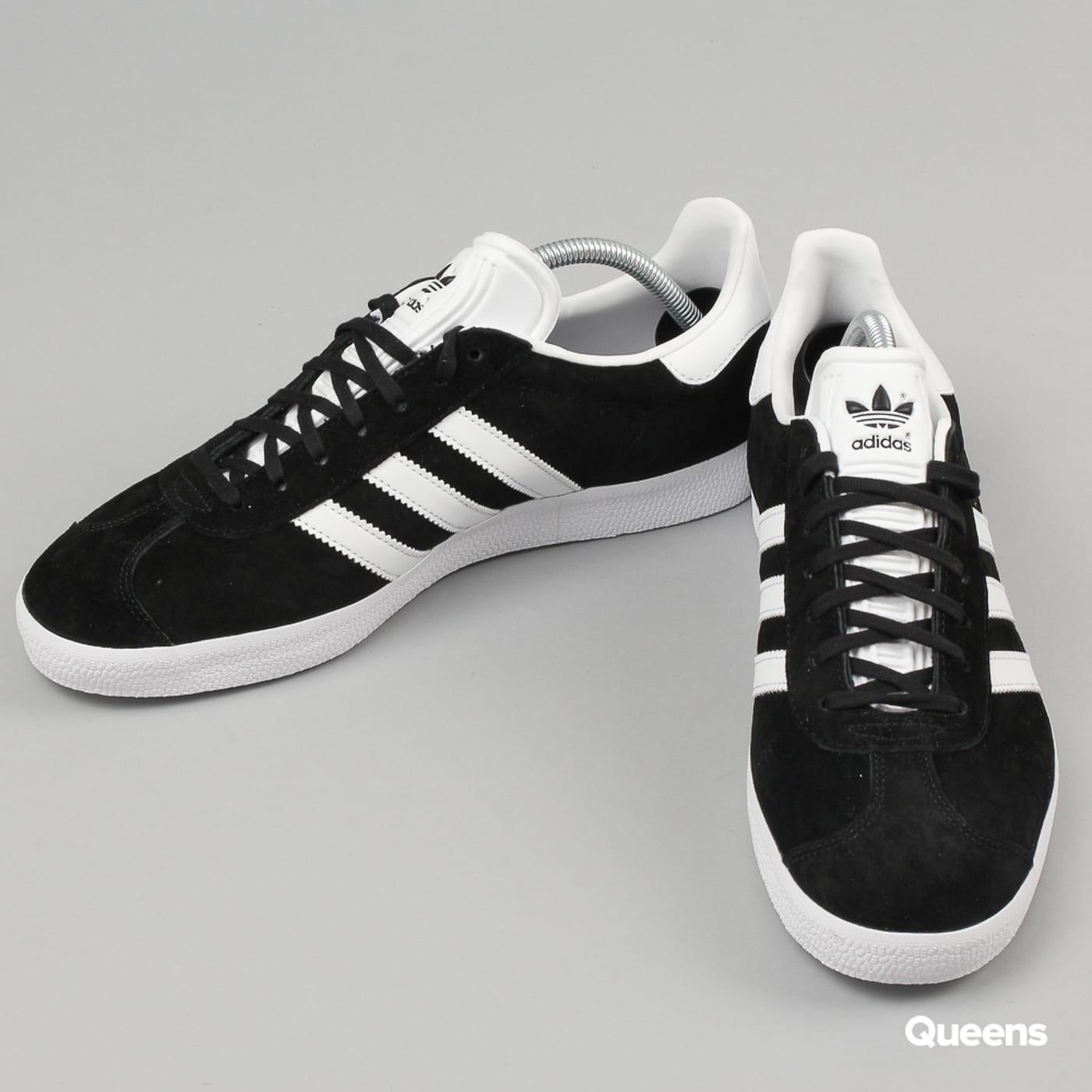 adidas Originals Gazelle cblack / white / goldmt