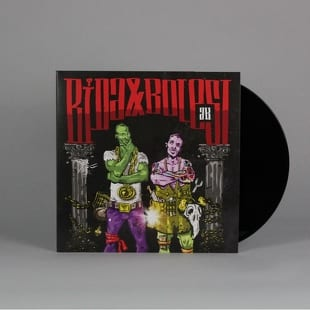 Azurit Kingdom Vinyl Double LP AK - Bída & Bolest